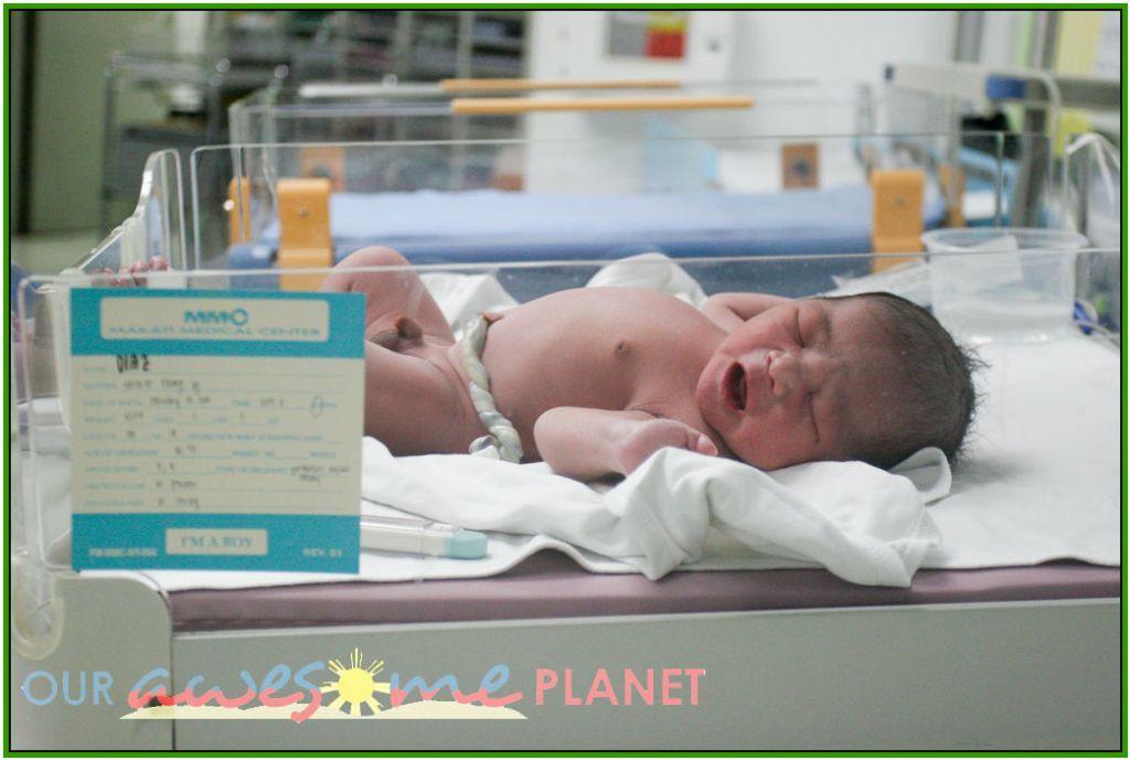The Birth of Baby Raphael-138