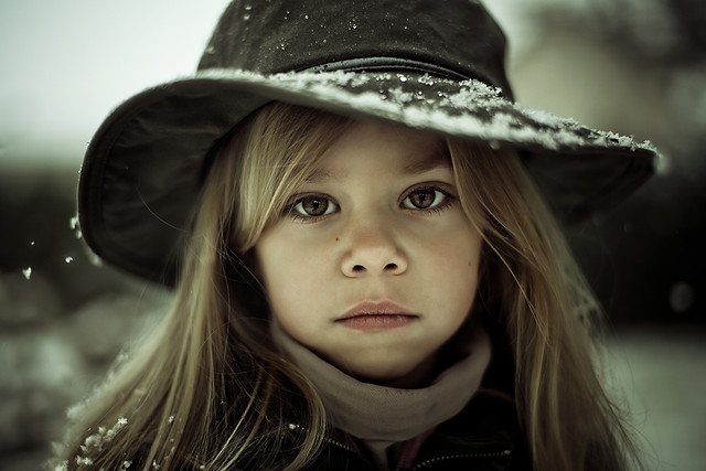 Calamity's daughter (winter)