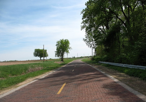 Original Route 66 in Auburn, IL. Photo copyright Jen Baker/Liberty Images.