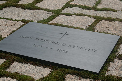 Grave of President Kennedy