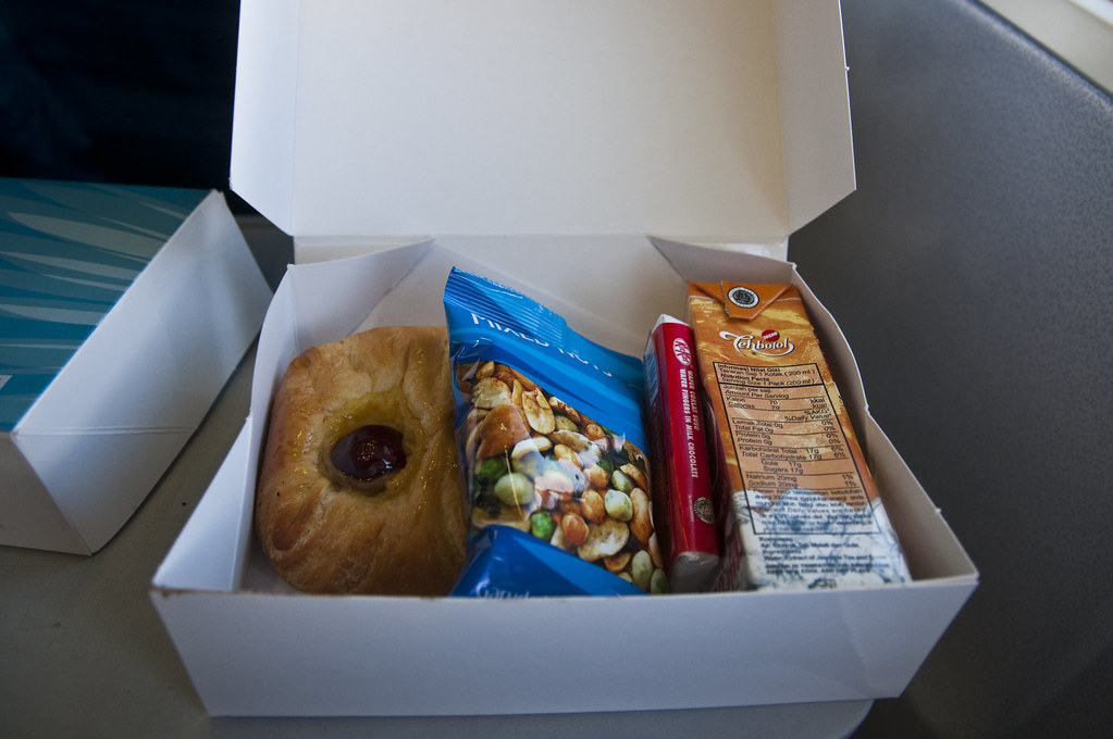 What's Inside Snack Box?