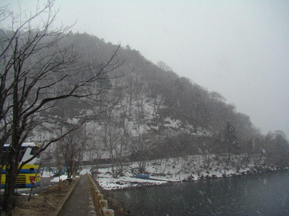 Japon Lago Chuzenji Nikko 01
