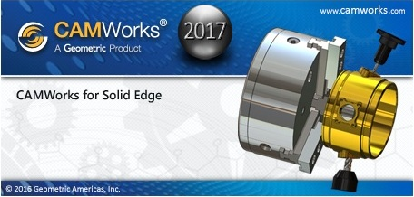 CAMWorks 2017 SP1 for Solid Edge ST8-ST9 Win64 full crack