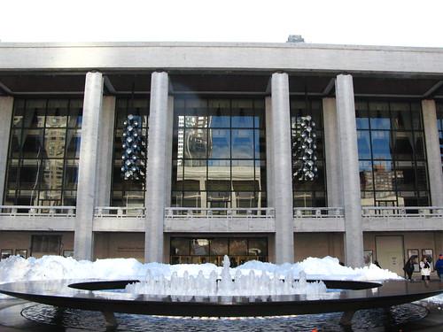 Lincoln Center - David H.Koch Theatre