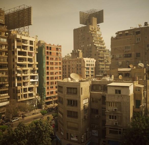 Cairo, February 2010
