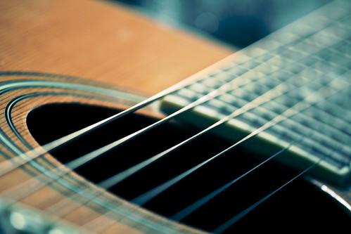 Music guitar