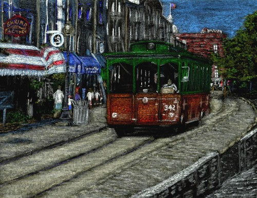 River Walk Trolley