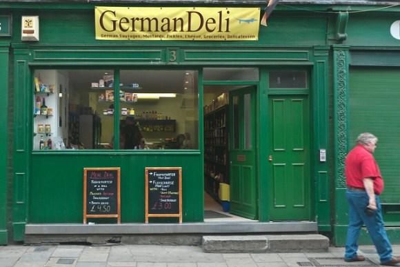 German Deli in London