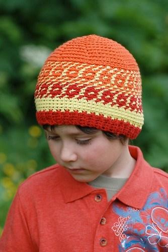Jay's Summer Hat - 02