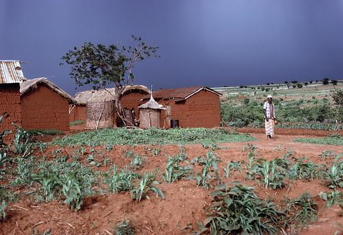 Storm Clouds over Iringa, Tanzania