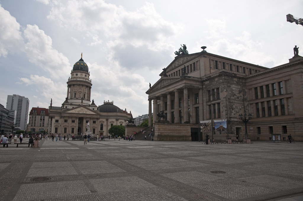 Deutscher Dom and Konzerthaus