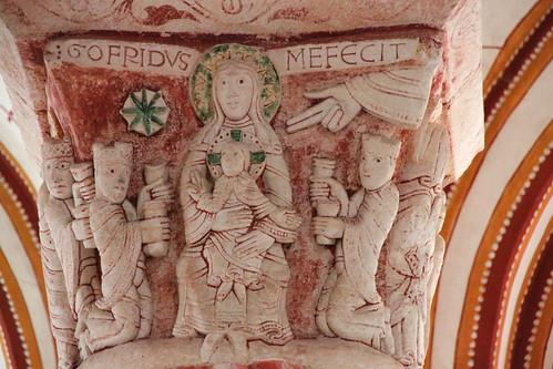 Collégiale Saint-Pierre de Chauvigny by kristobalite