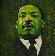 Martin Luther King, Jr. Portrait