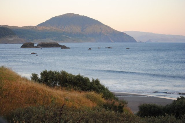 Port Orford Fireworks