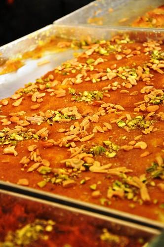 Manarat Nablus Sweets Shop