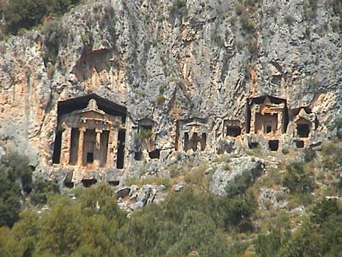 201005070070_Dalyan-Lycian-tombs