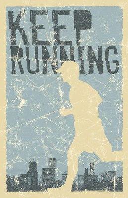 Keep Running Poster