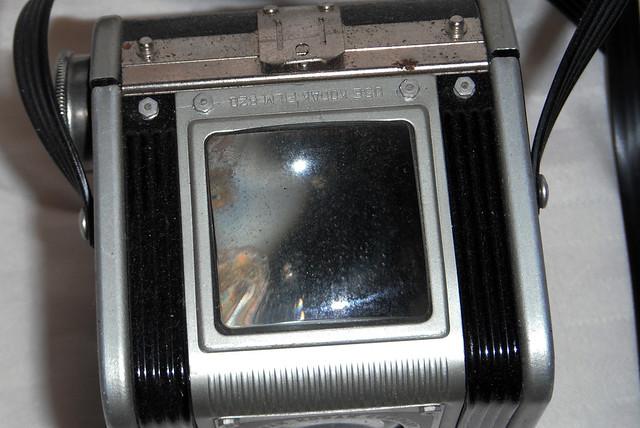 Kodak Duaflex - top