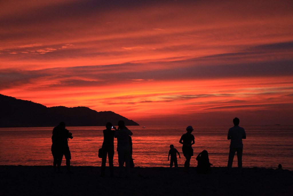 Batu Ferringhi Sunset, things to do in georgetown
