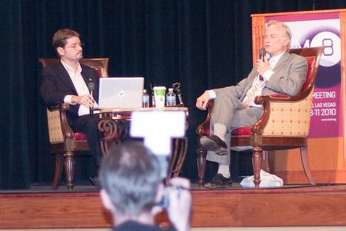 Richard Dawkins and D.J. Grothe
