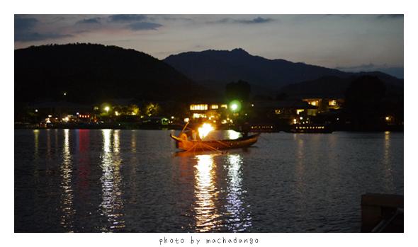 嵐山看鵜漁