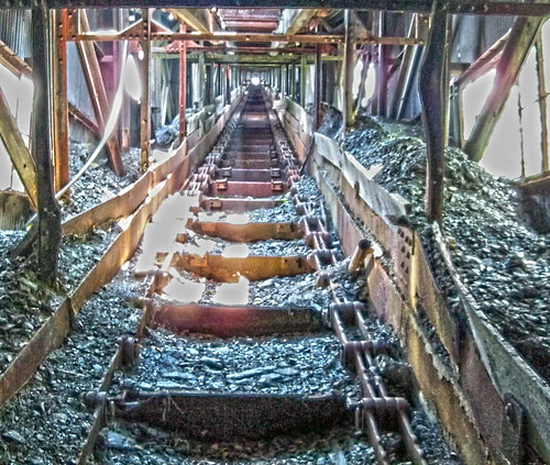 Up the Coal Chute