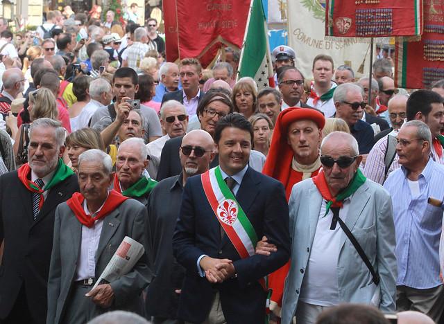 Festa della liberazione di Firenze