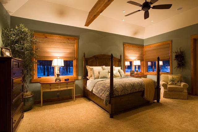 Steve Bennett Builders Interior Photo Master Bedroom Of