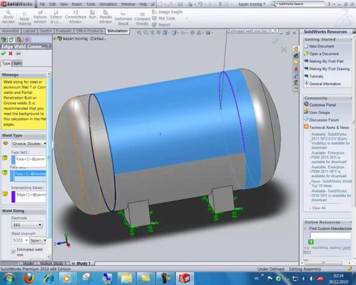 Design with solidworks 2010 SP5 full