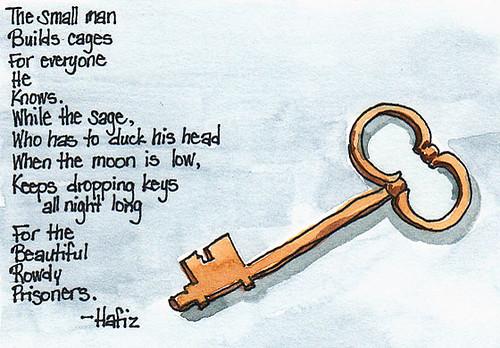 Keep Dropping Keys All Night Long