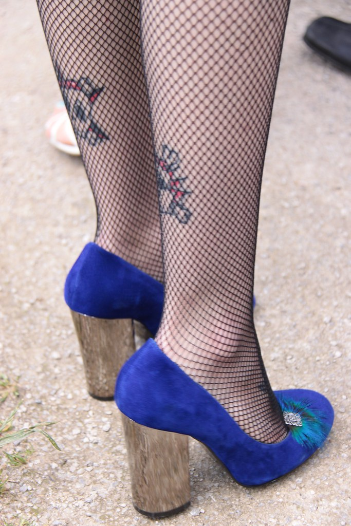 shoes and tattoos