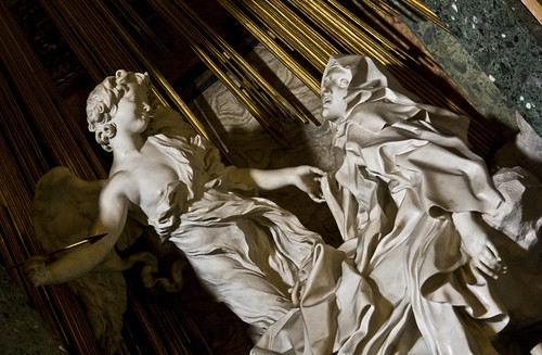 The Ecstasy of St Teresa