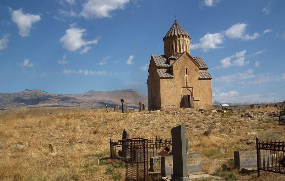 Iglesia Santa Madre de Dios-Areni-Armenia 02