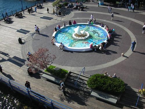 Lonsdale Quay Public Space