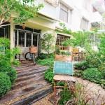 JIFS Cooking Salon│採純預約制的超美庭園歐風餐廳,視線所及包含餐具幾乎都是古董呀~