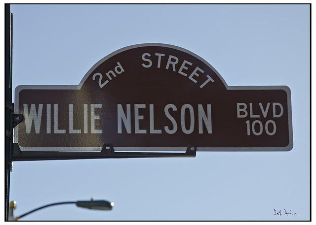 Willie Nelson Blvd