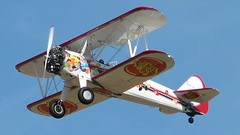 Boeing B75N1 Stearman (N14GC) Jelly Belly 1941 2
