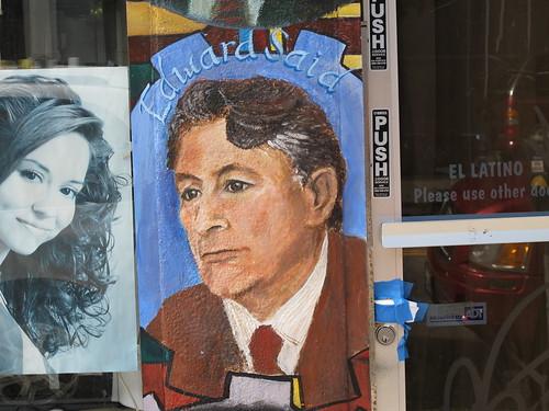 Revolutionary Portraits: Edward Said