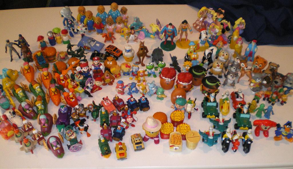 80's McDonald's Toys