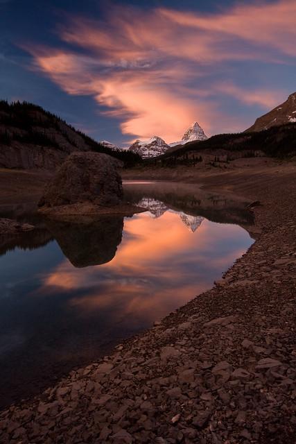 Og Lake Sunrise