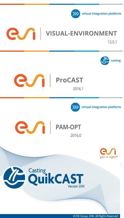 ESI ProCAST v2016.1 Suite Win64