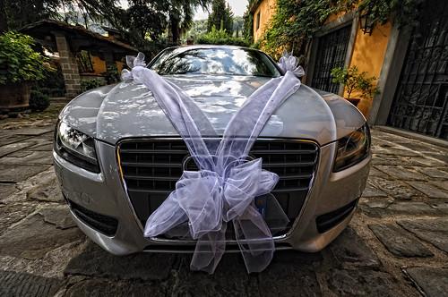 La machcina della sposa