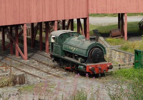 Hawthorn Leslie 0-4-0ST No.3056