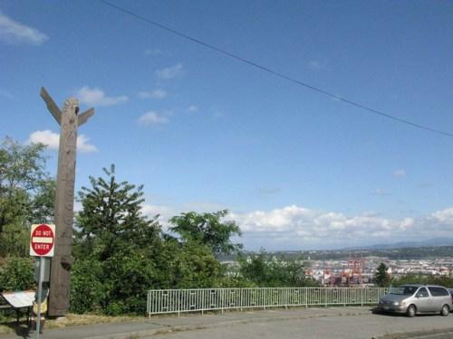 Belvedere Viewpoint Park