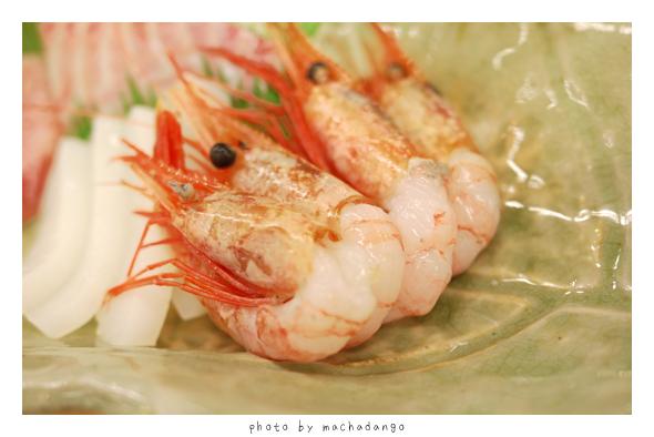 超甜美生蝦啊