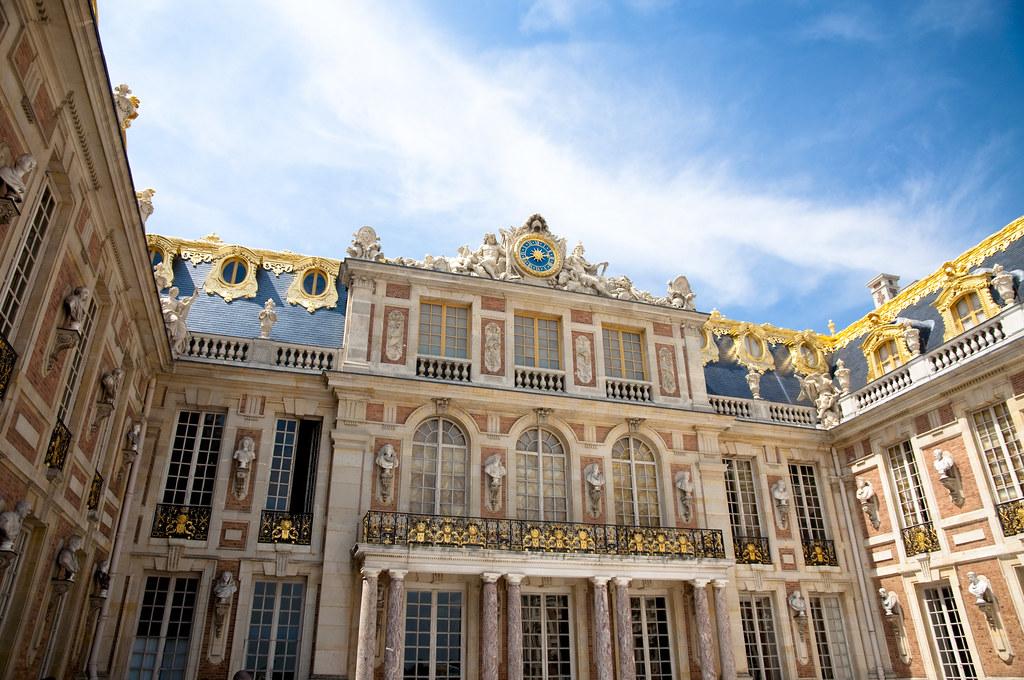 Central Foyer of Château de Versailles