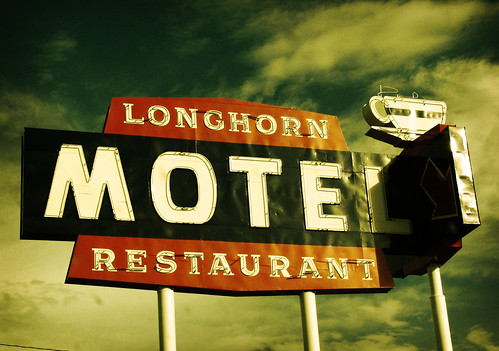 Longhorn Motel and Restaurant
