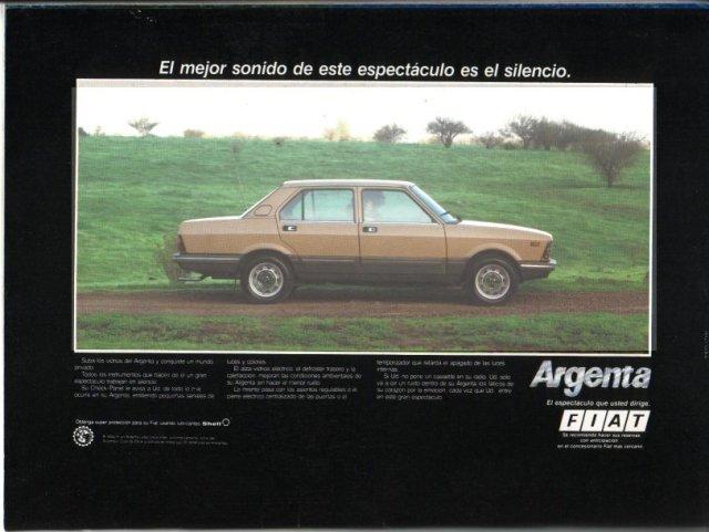 """Foto """"Fiat Argenta (1983)"""" by rodcarmona - flickr"""