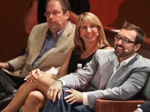 TEDxBoston 2010:Jimmy Guterman, Danielle Duplin, Matt Saiia