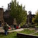 Spielplatz im Landschaftspark Duisburg Nord